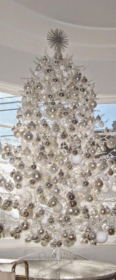 Glamorous Christmas Tree