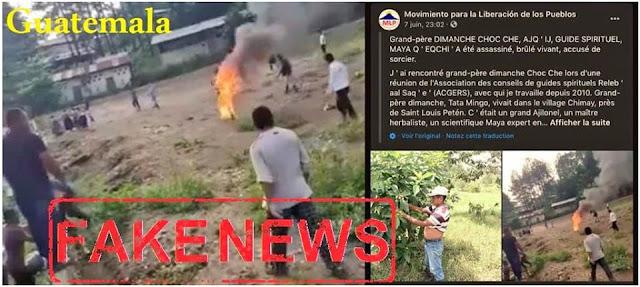 مديرية الحموشي تنفي بشكل قاطع أن يكون مقطع الفيديو الذي يوثق لإضرام النار عمدا في شخص متهم بالشعودة قد تم تسجيله بالمغرب✍️👇👇👇