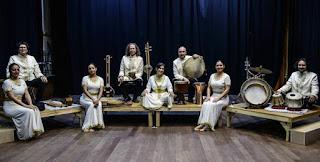 La Puerta del Destino: Danza y Música de Oriente
