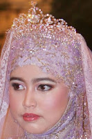 diamond floral tiara crown princess sarah brunei hafizah sururul