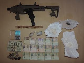armas drogas ajuste de cuentas