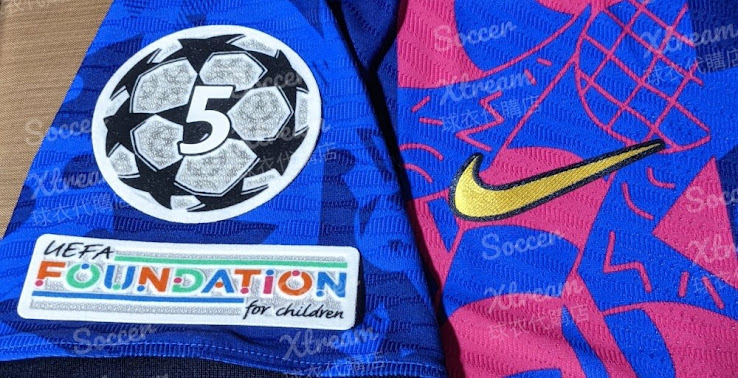 Fc Barcelona 21 22 Champions League Home Kit Leaked Footy Headlines