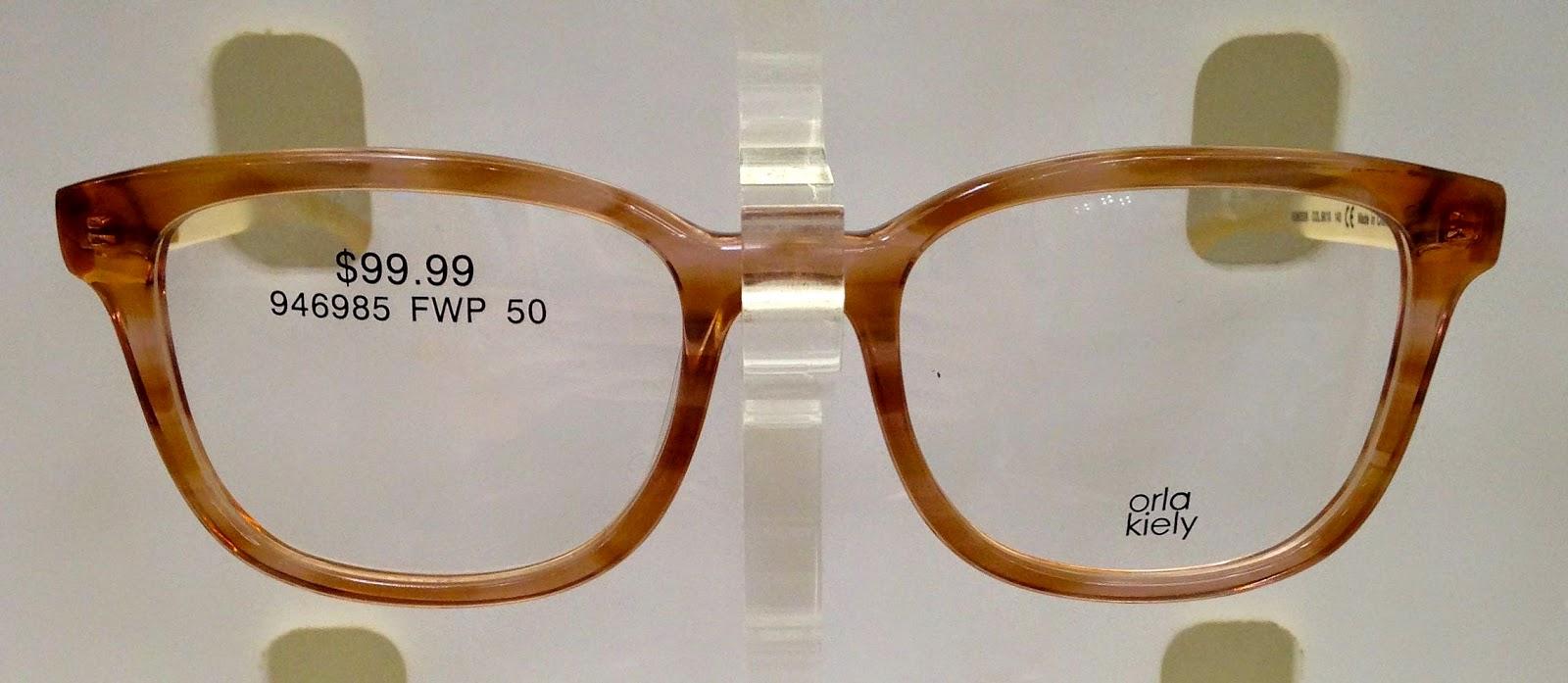 8ef9d35e1662f I Love Orla Kiely  New Orla Kiely Eyeglasses at Costco