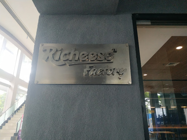richeese factory enak