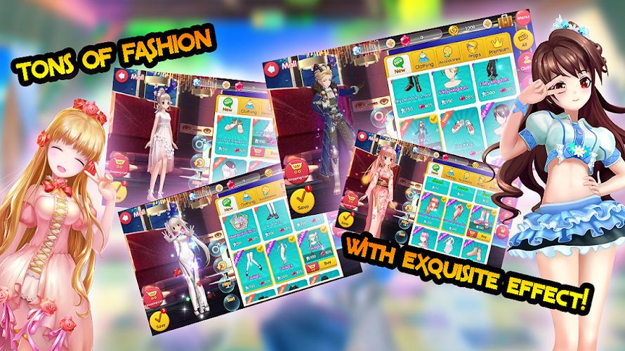 Dance Island Screenshot 01