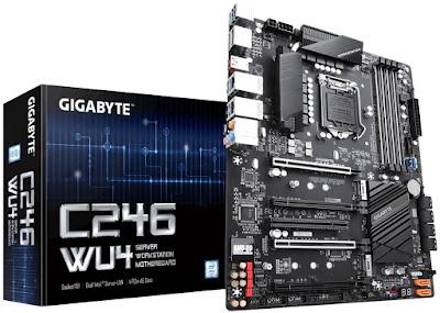 Como popular slots de memória em placas C246-WU4 (Silver Pass)
