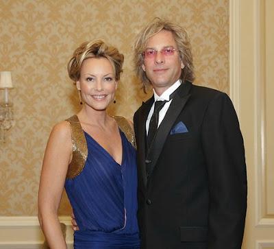Adam Curry with his ex-wife Micky Hoogendijk