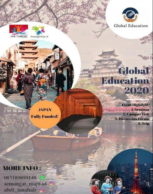 Global Education Japan 2020