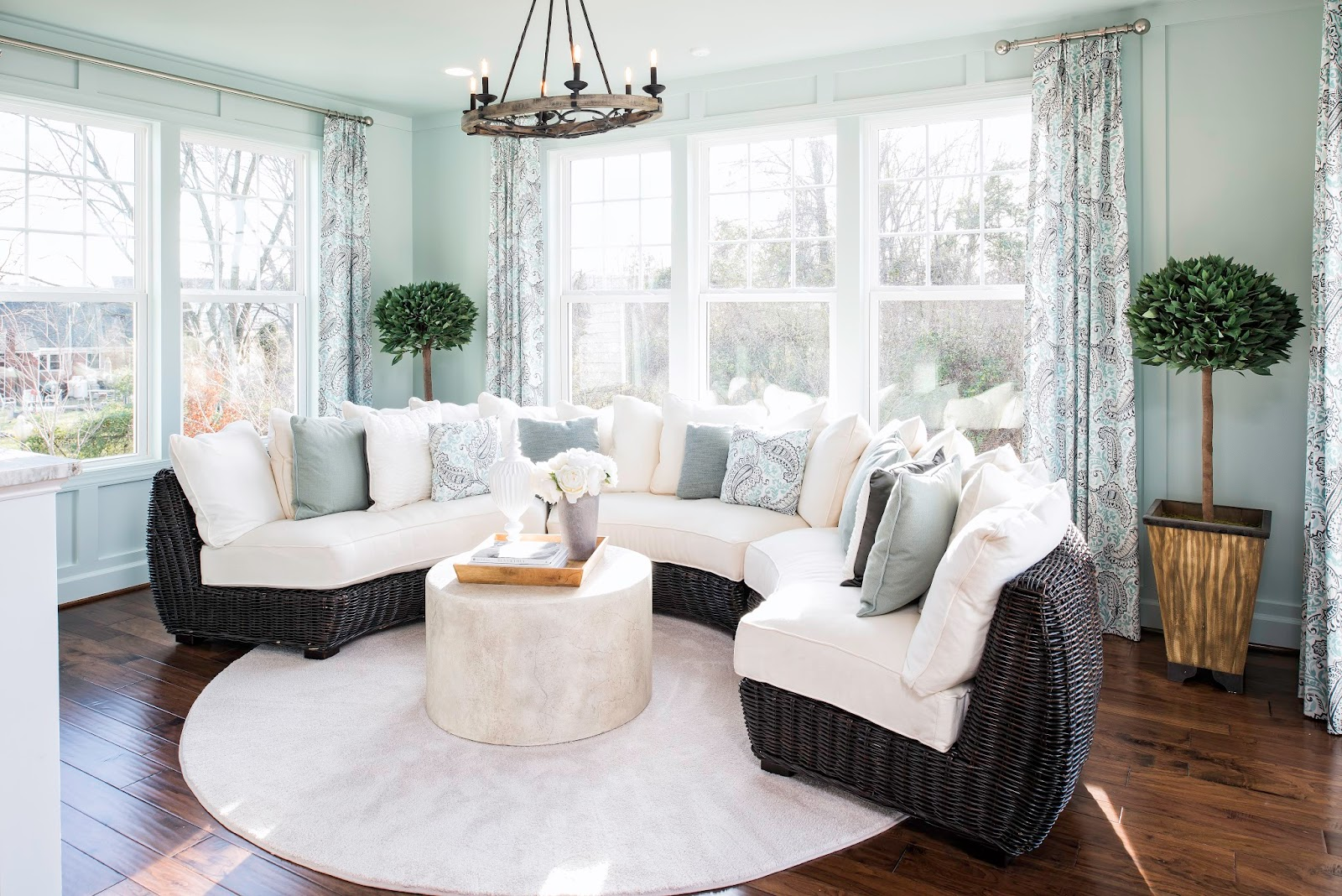 Model home furniture in manassas va