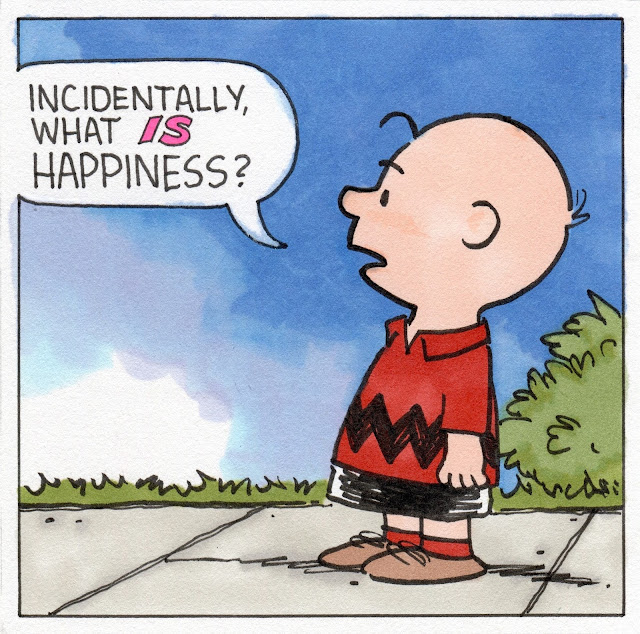 Charlie Brown Happiness