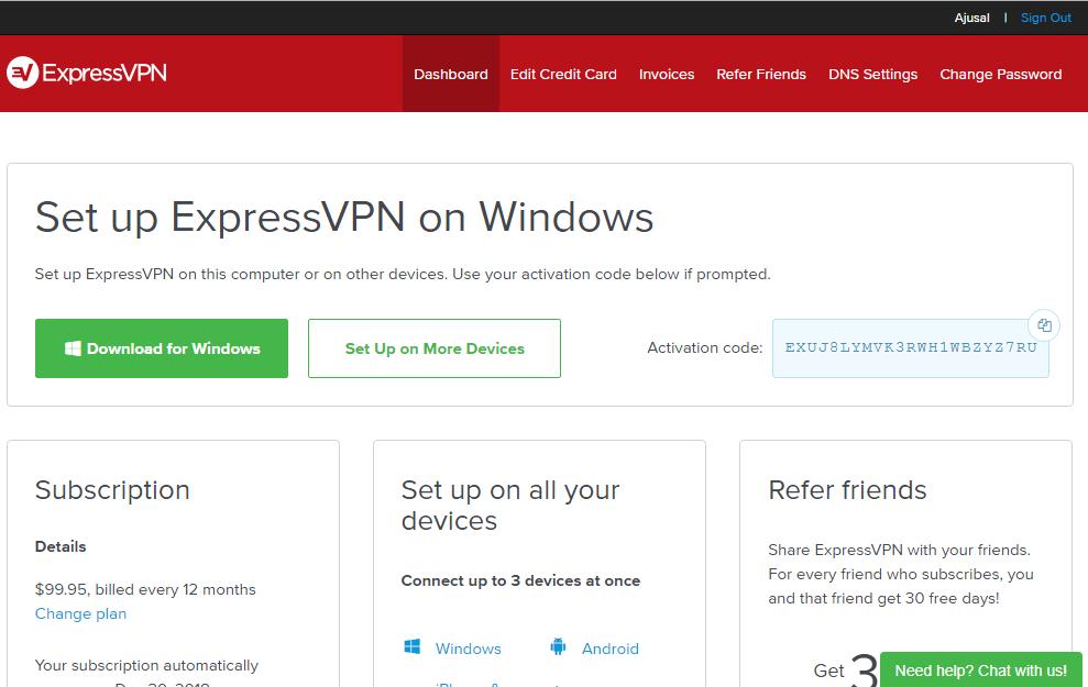 Expressvpn Premium Account September 03 2020 Free Premium Accounts