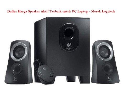 Speaker-Aktif-Harga-Merek-Logitech