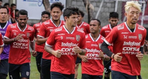 Bali United Cari Marquee Player yang Masih Aktif Bermain