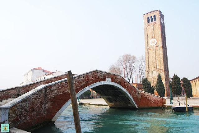 Isla de Murano, Venecia