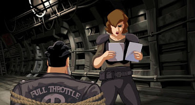 Videojuego Full Throttle