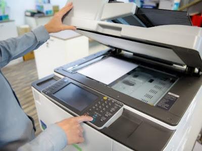Cara Setting Kertas F4 di Fotocopy
