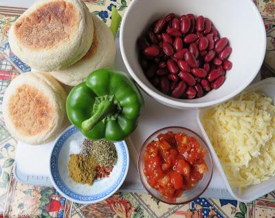 Cheesy Burrito Melts