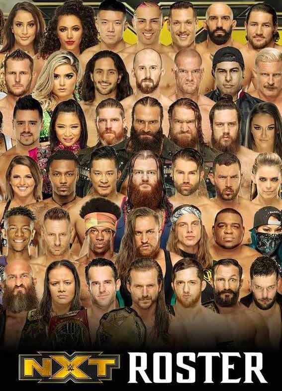 مشاهدة عرض WWE NXT 15.01.2020 مترجم