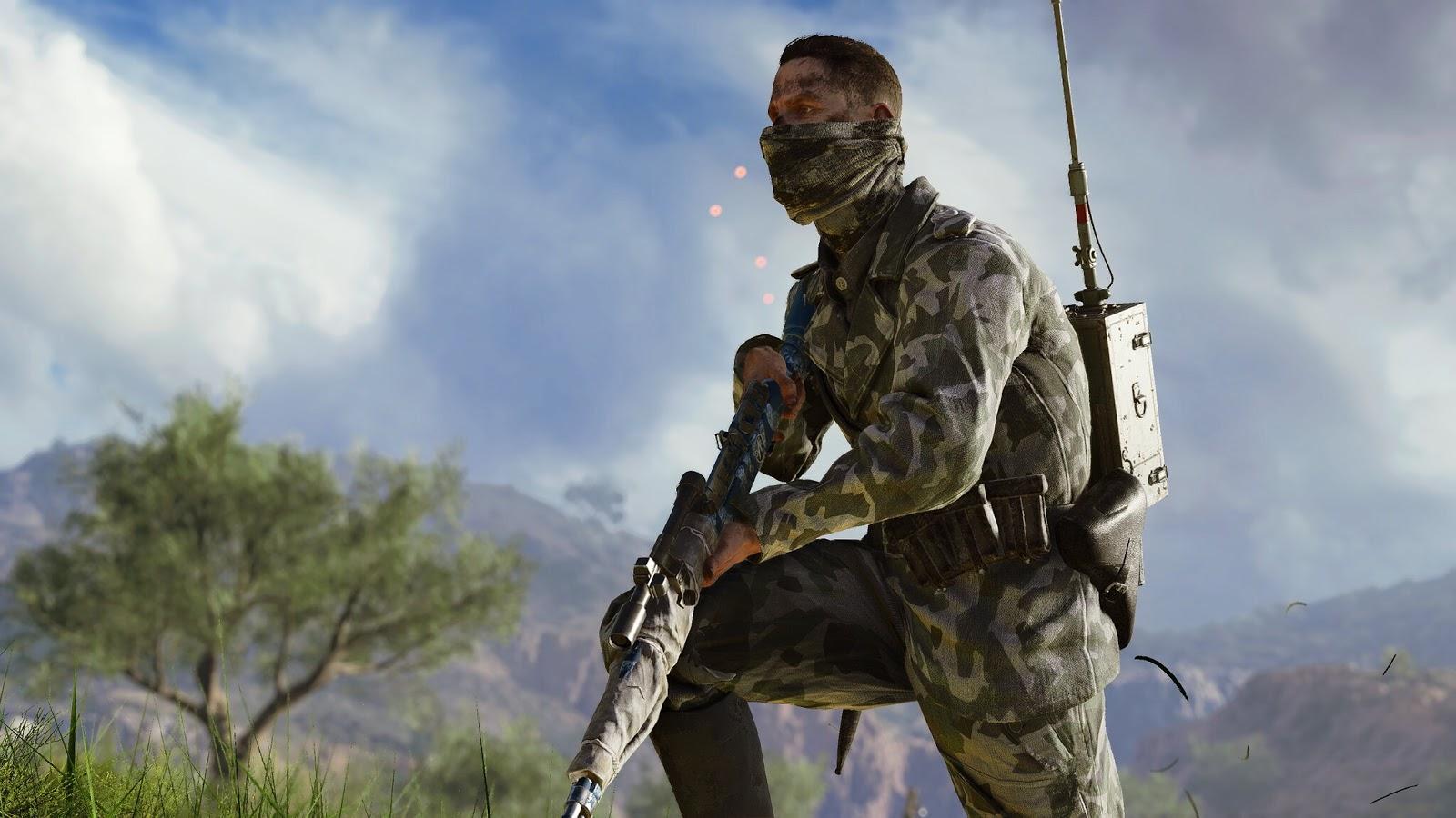 Battlefield deveria ir além com o modo competitivo - Img: Chris177uk