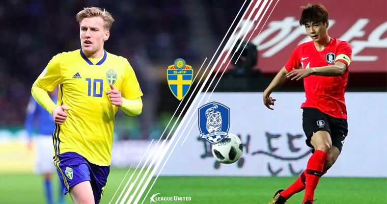 World Cup 2018 Group F Preview: Sweden vs South Korea