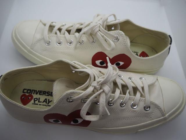 mi colección de zapatillas CDG