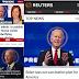 ΤΥΧΑΙΟ; Διανοητική χειραγώγηση με φωτογραφίες που απεικονίζουν τον Biden με φωτοστέφανο;;;