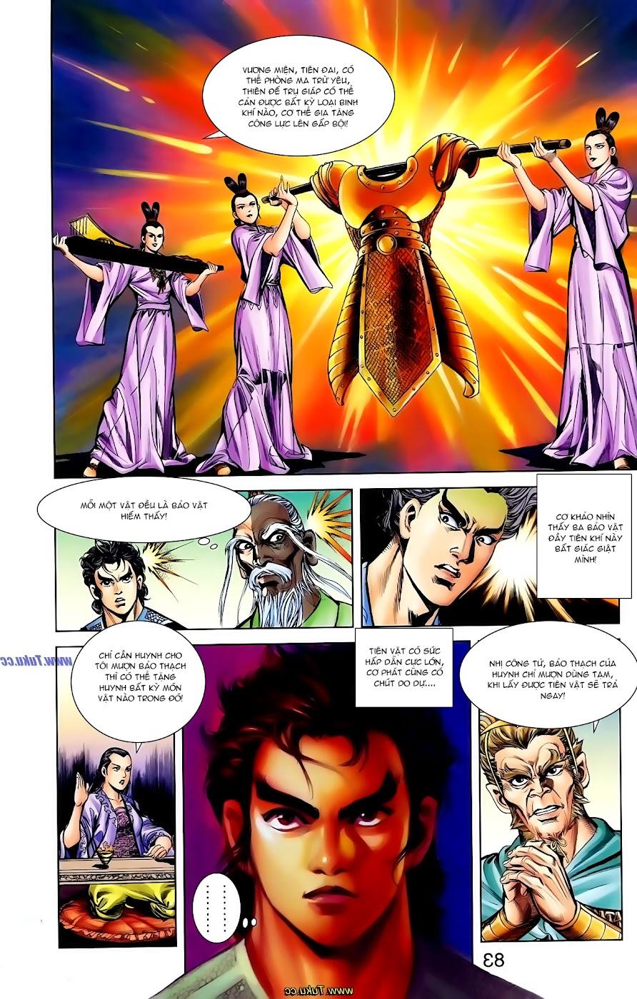 Cơ Phát Khai Chu Bản chapter 108 trang 19
