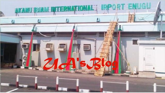 FAAN to shutdown Enugu airport runway from August 24