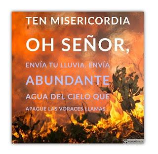 Oración para Apagar Incendios