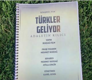 Mehmet Bozdağ'dan yeni film projesi