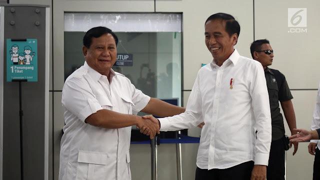Pertemuan Jokowi-Prabowo Buat Kelompok Radikal Kehilangan Ruang