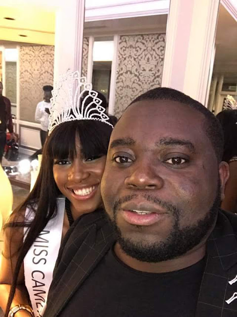 Update: More photos, identity of Cameroonian beauty pageant organiser who allegedly killed his three children