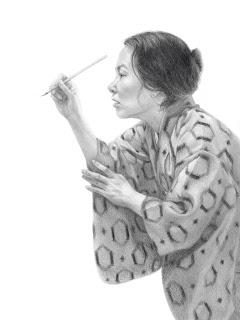 She Paints