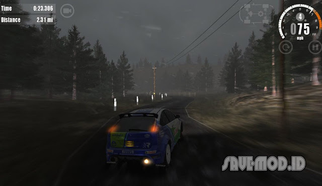 Rush Rally 3 MOD APK 1.43 for Android Unlimited Money