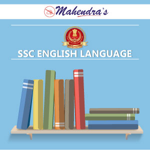 SSC CHSL Quiz : English Language | 11.07.19