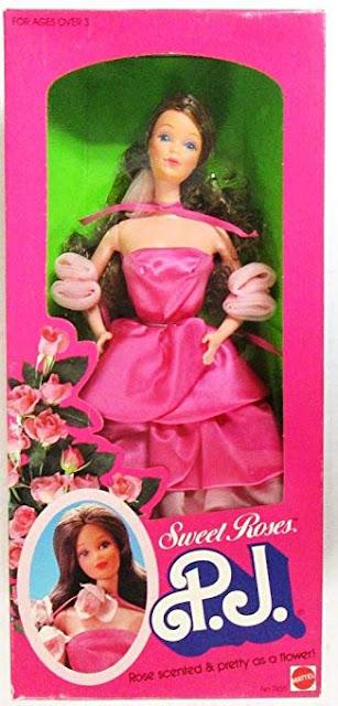Barbie Sweet Roses Pj 1983, Mi Casita de Muñecas