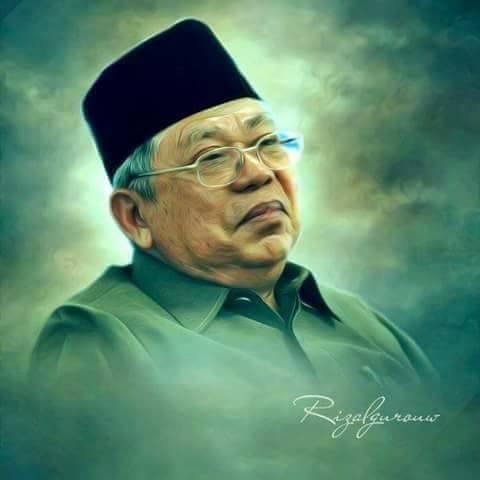 KH Ma'ruf Amin, Rais Aam PBNU Keturunan Syekh Nawawi Al Bantani