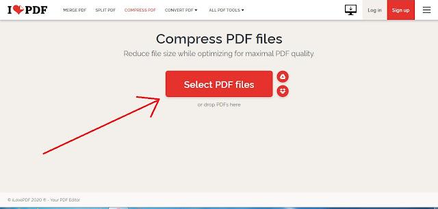 PDF फाईल का साईज कैसे कम करें