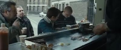 Receta de Cine - Brunch de Green Street Hooligans - Brunch - Green Street Hooligans - West Ham Utd. - el gastrónomo - el troblogdita - el fancine - ÁlvaroGP