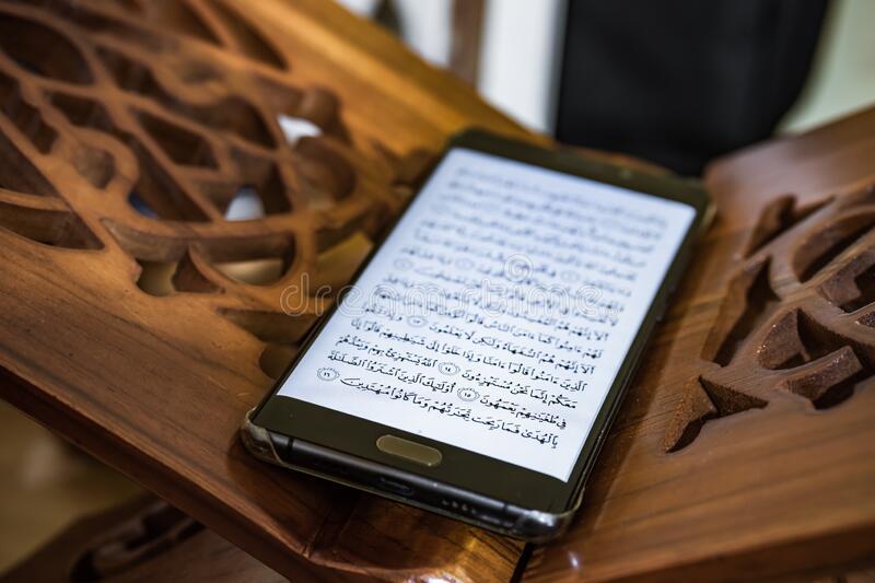 Baca Al-Quran Lewat HP