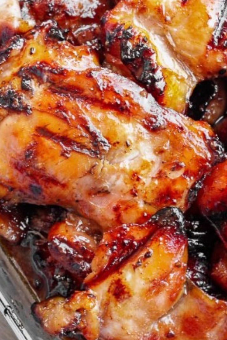 HAWAIIAN STYLE TERIYAKI CHICKEN
