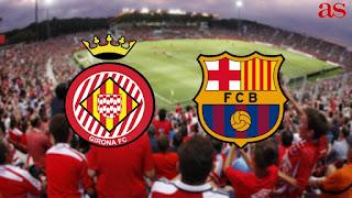 مشاهدة مباراة برشلونة جيرونا مباشر اليوم