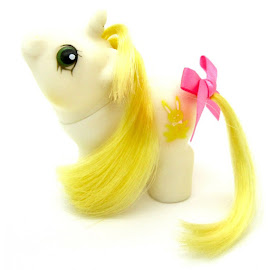 My Little Pony Tattles Year Five Mexican Newborn Twin Ponies G1 Pony