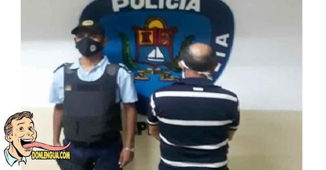 El de la derecha detenido por cometer abuso sexual grave en el Zulia