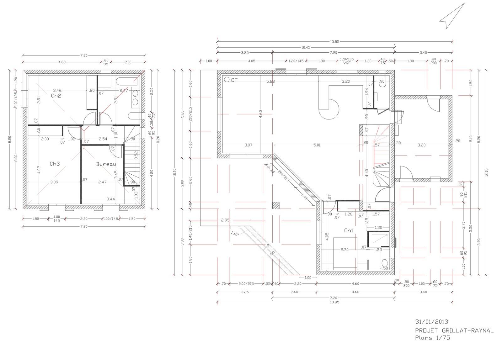 Free Plan Maison Cubique E E L With Plan Maison Cubique