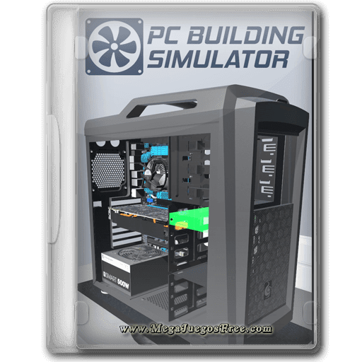 PC Building Simulator Full Español