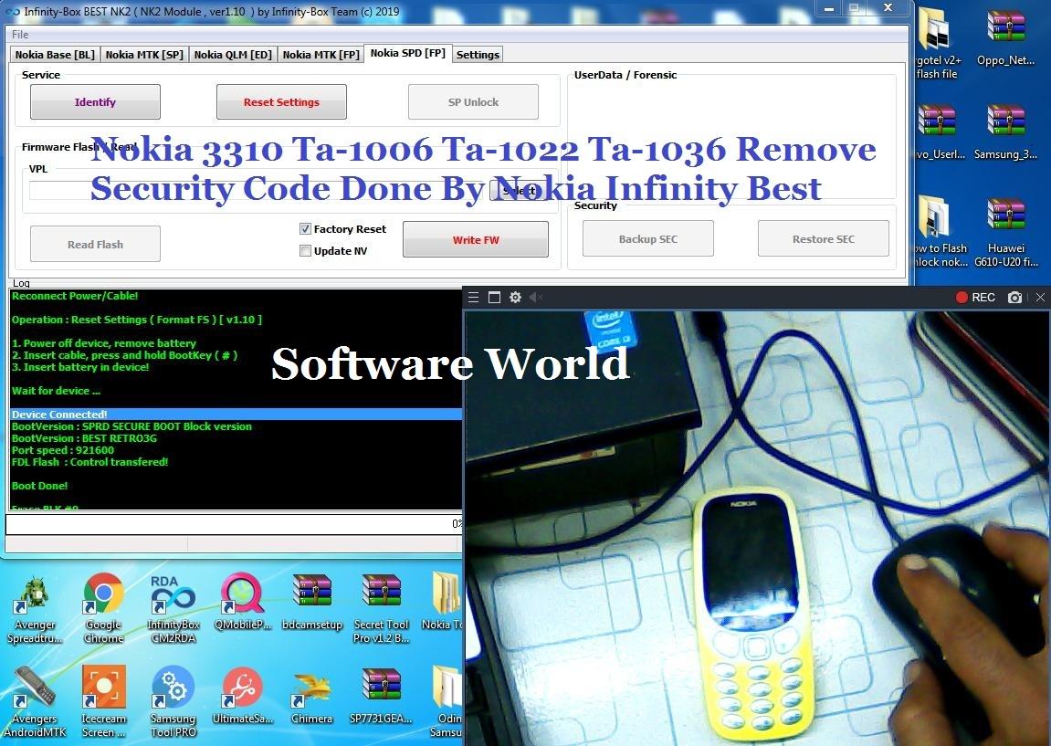Nokia 105 Unlock Code Free