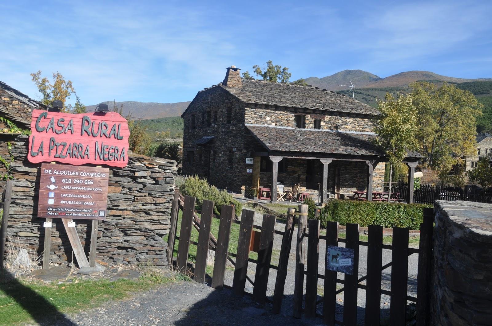 Asociaci n viaje a la desconocida guadalajara - Casa rural pueblos negros ...