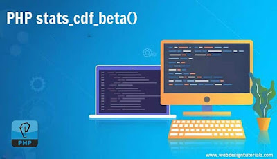 PHP stats_cdf_beta() Function