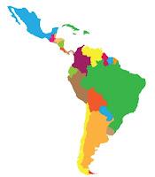 Diferencia Latinoamérica Hispanoamérica Iberoamérica Sudamérica